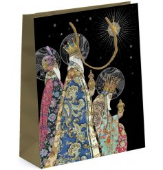 Part of the wonderful range of Bug Art is this Festive themed line of Whimsical Gift Bags