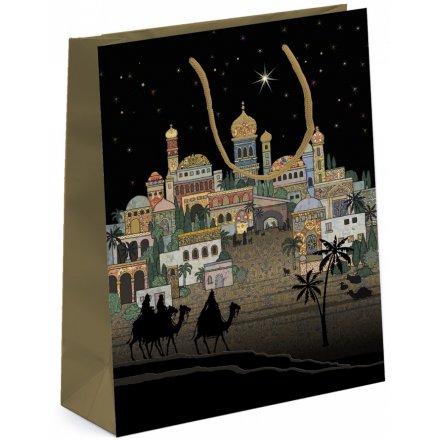 Bethlehem - Medium Gift Bag