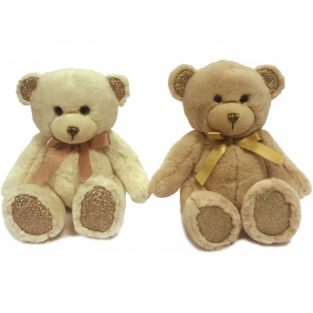 Sparkling Soft Teddy Bears - Small