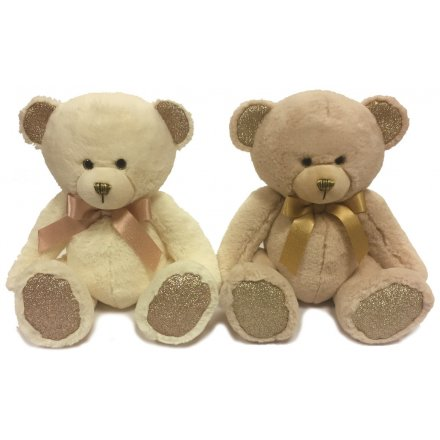 Sparkling Soft Teddy Bears