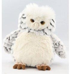 A Milli-Moo Owl Cuddly Toy