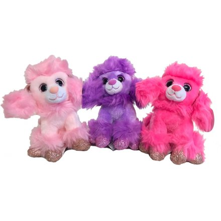 Milli Moo Cuddly Poodles Mix