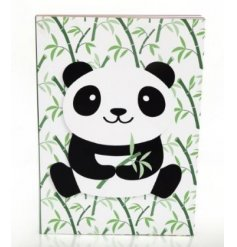 Pandatastic! A6 Notebook   Use this adorable little book to write down any notes, reminders or memos!