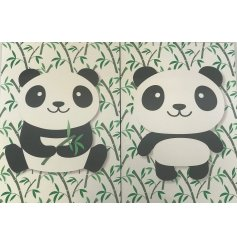 Add an adorable touch to your note taking and reminders with this sweet Panda themed note book