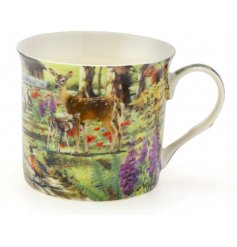 An All Creatures Short Mug