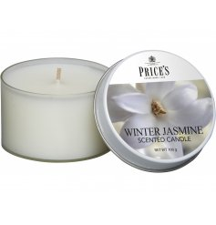 A refreshing and uplifting scented wax candle, perfect for any home space