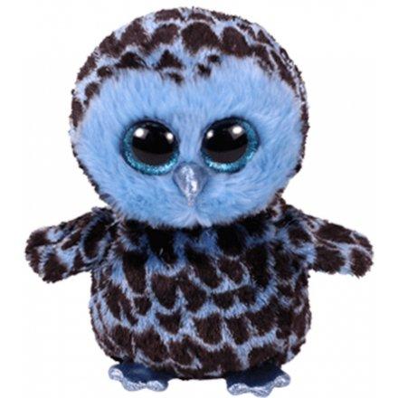 Yago Owl TY Beanie Boo Soft Toy