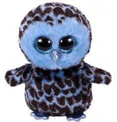 A Yago Owl TY Beanie Boo Soft Toy
