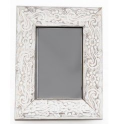 this charming wooden picture frame will place perfectly in any themed home interior