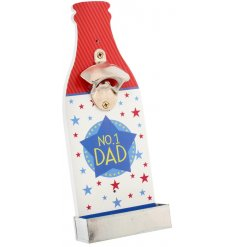 A perfect and practical gift idea for any Number 1 dad on Fathers day!
