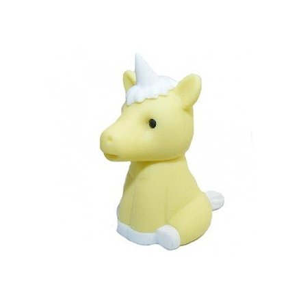 Iwako Yellow Unicorn Eraser