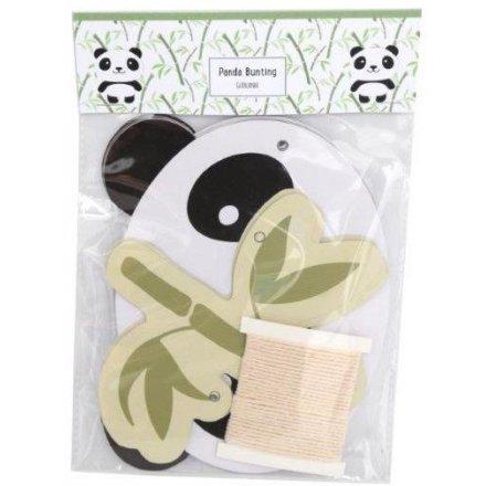 Pandatastic! Paper Bunting