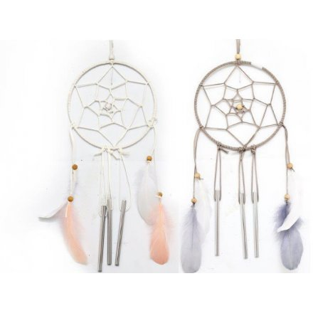 Pure and Warm Dreamcatcher Chimes