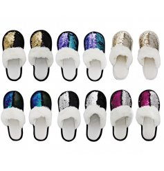 Glam up your evenings and pamper times with these stylishly fabulous slippers