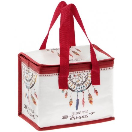 Dreamcatcher Fabric Lunch Bag 22cm