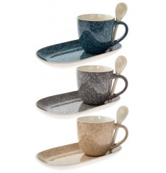these assorted mug sets will be sure to tie in perfectly with any themed kitchen interior