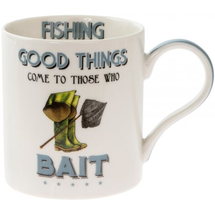 Good Things Fine China Mug