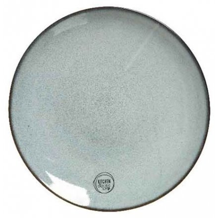 Smoked Grey Two Tone Plate