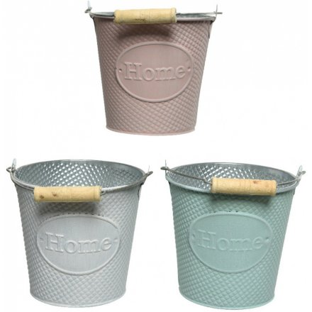 Pastel Buckets, 3a