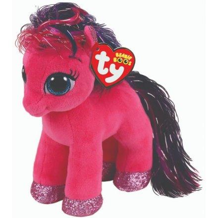 36665   TY Beanie Boo Soft Toy - Ruby Unicorn  1c28be9adddf