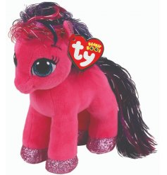 This enchanting little unicorn soft toy is from the wonderful world of TY Beanie Boos