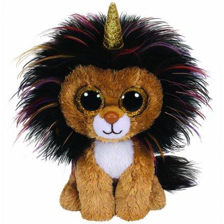 Beanie Boo Soft Toy -Ramsey Lion