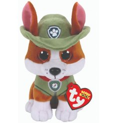 A super soft Tracker soft toy from the fun Paw Patrol TV Show!