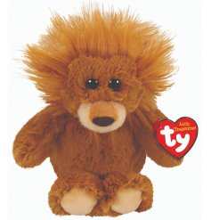 This sweet little lion soft toy is from the wonderful world of TY Attic Treasures