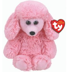 A cute and cuddly poddle TY soft toy, part of the wonderful Attic Treasures range