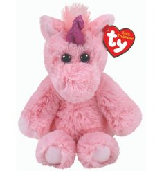 A cute and cuddly unicorn TY soft toy, part of the wonderful Attic Treasures range