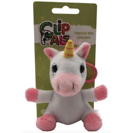 Clip Pals - Yasmin Unicorn
