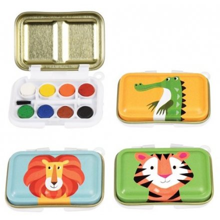 Colourful Creatures Paint Tin, 3a