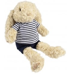 super soft to the touch , Ollie Bunny will make a wonderful friend for any little ones