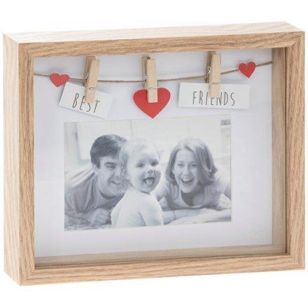 LP42288 / Best Friends Sentiments Box Frame | 41853 | Photo Frames ...