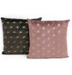 Bring Texture and Colour to your living room with this Luxe Living inspired assortment of cushions