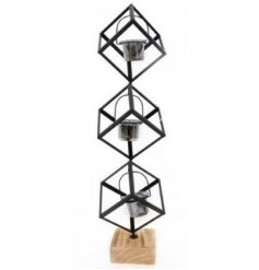 A sleek and stylish statement piece, suitable for any home needing a Contemporary Edge