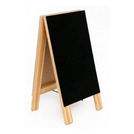 Mini Easel Chalkboard, 31cm