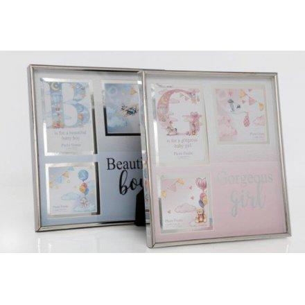 Baby Boy/Girl Multi Frame, 2a