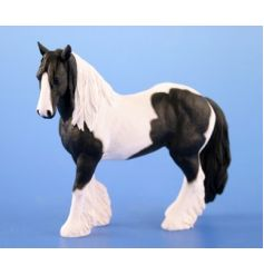 The Leonardo Collection, black and white cob