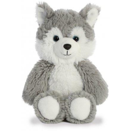 Cuddly Friends Soft Toy - Husky