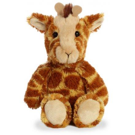 Cuddly Friends Soft Toy - Giraffe