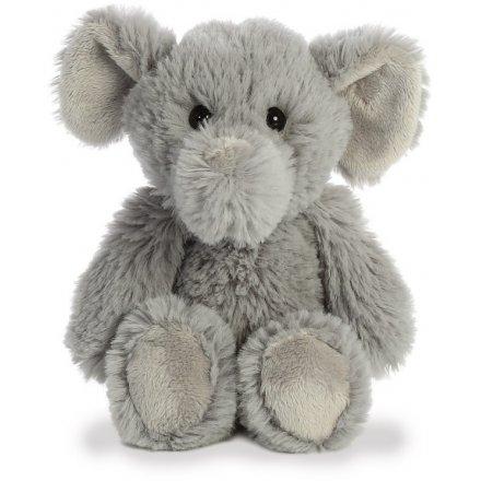 Cuddly Friends Soft Toy - Elephant