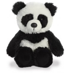 Cuddly Friends Soft Toy - Panda