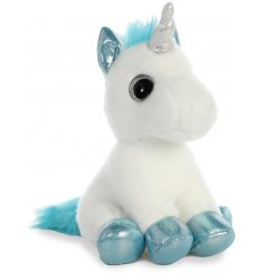 Snowbelle the Unicorn will be sure to make a perfect cuddle companion for any little one