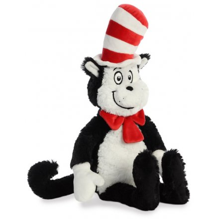 Dr Seuss' Cat In The Hat Soft Toy | 41987 | Kids Soft Toys