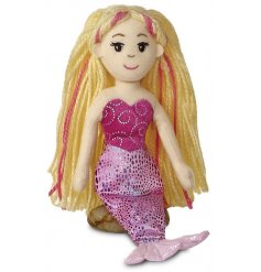 Melody Mermaid will be sure to make a fun companion for any little one