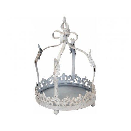 White Crown Decoration