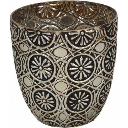 Floral Vase, 17cm