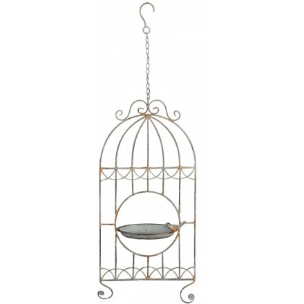 Birdcage Bird Feeder, 54