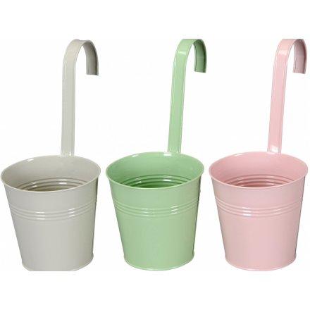 Pastel Bucket Mix 13cm